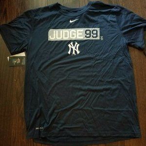 COPY - AARON JUDGE NY 99 Yankees Nike shirt Men's…